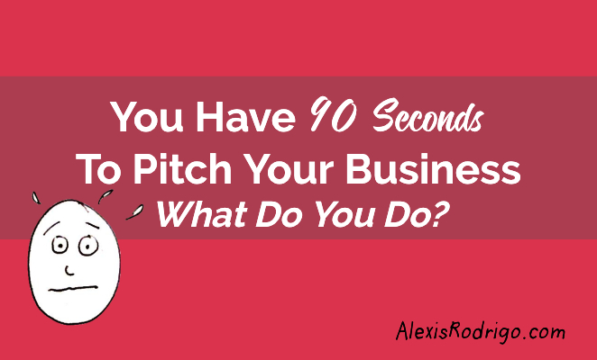 Business Pitch in 90 Seconds