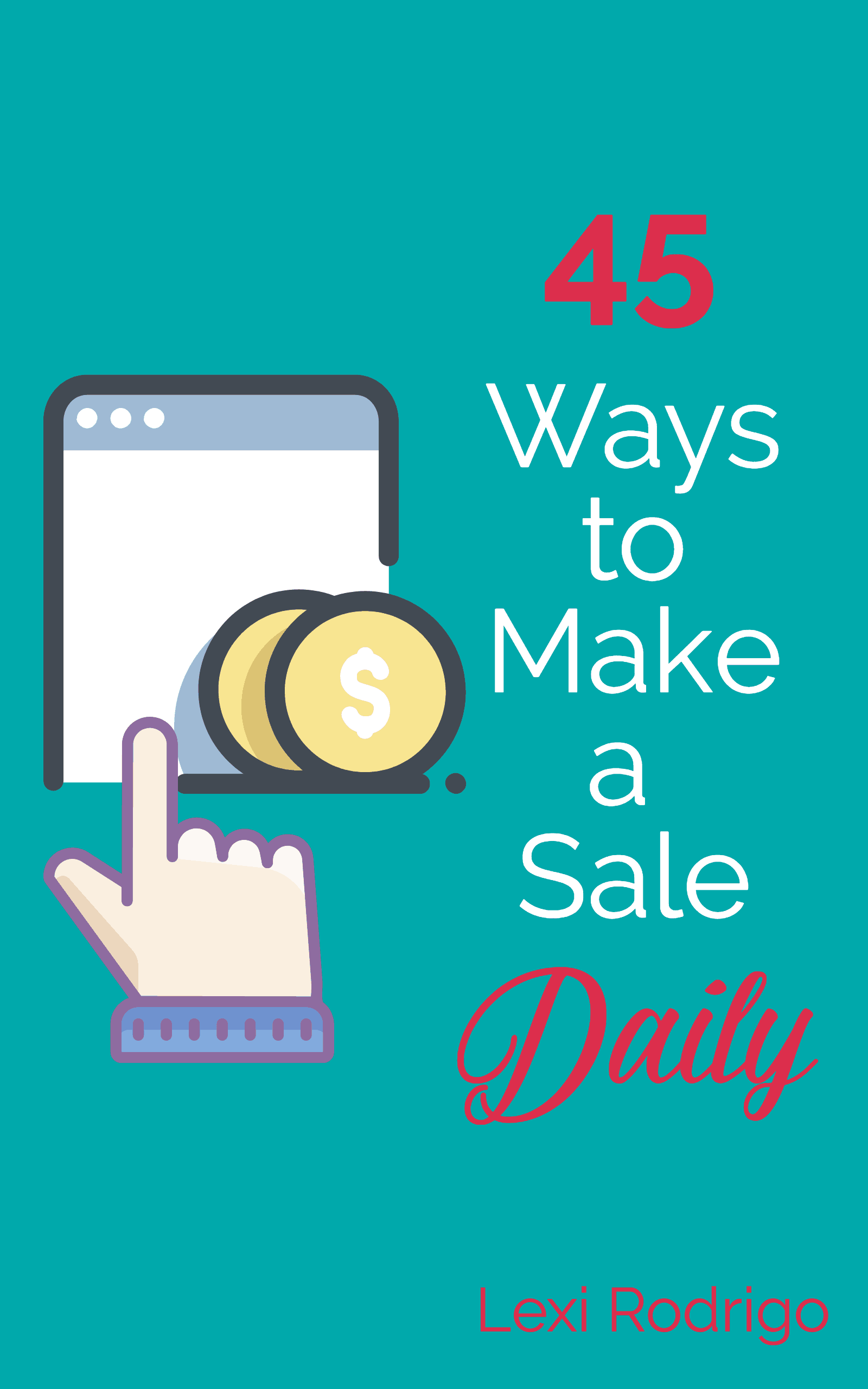 45 Ways to Make a Sale