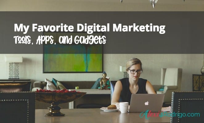 Digital marketing tools, apps, and gadgets