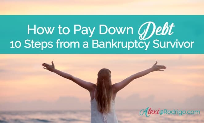 How to Pay Down Debt