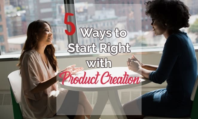 Market Research for Product Creation