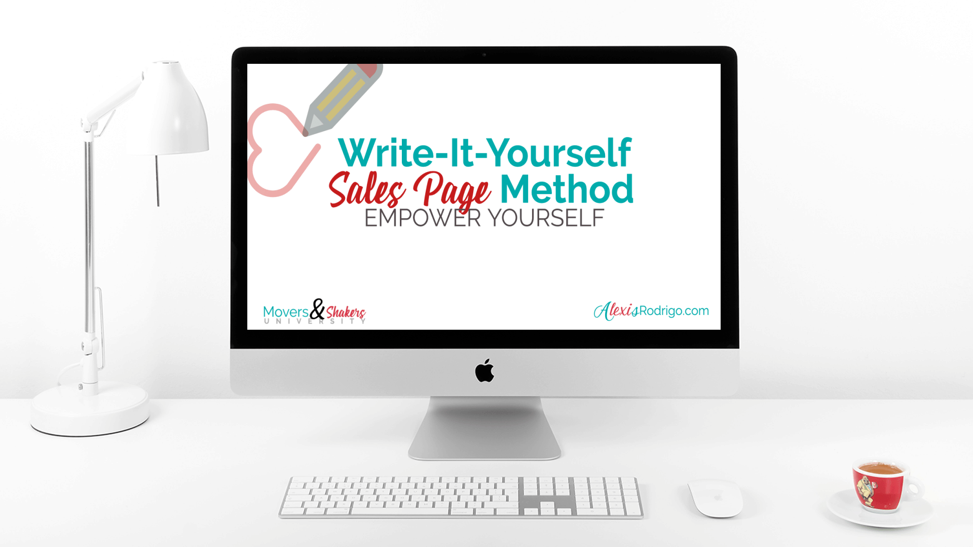 Write It Yourself Method