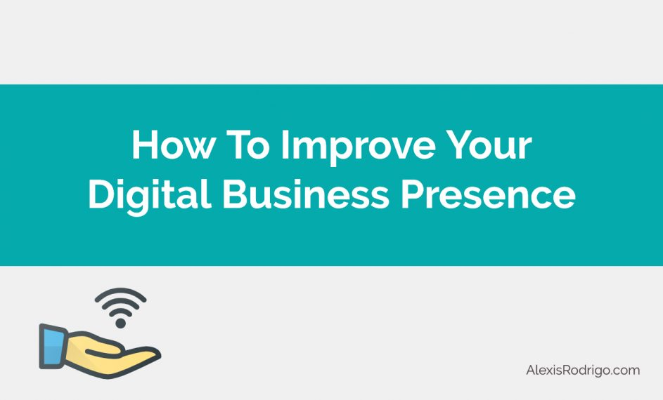 digital business presence blog