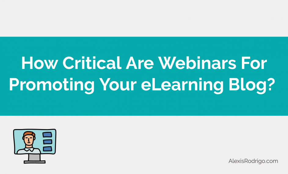 Webinars for e-Learning