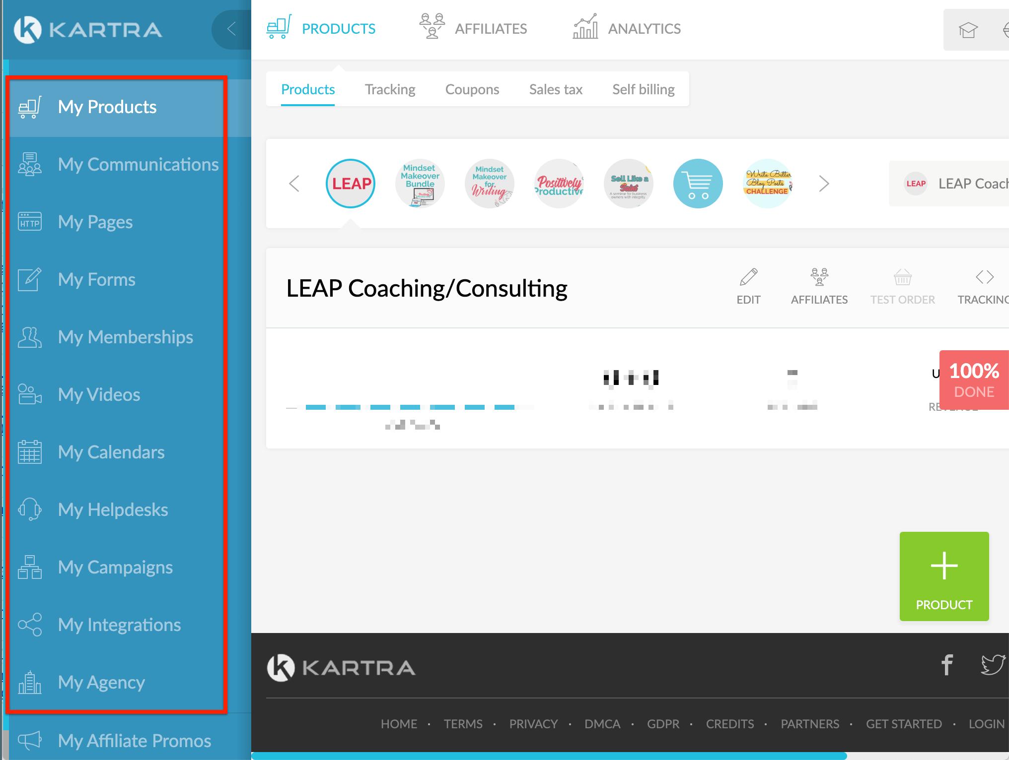 Kartra All-in-One Online Business Platform