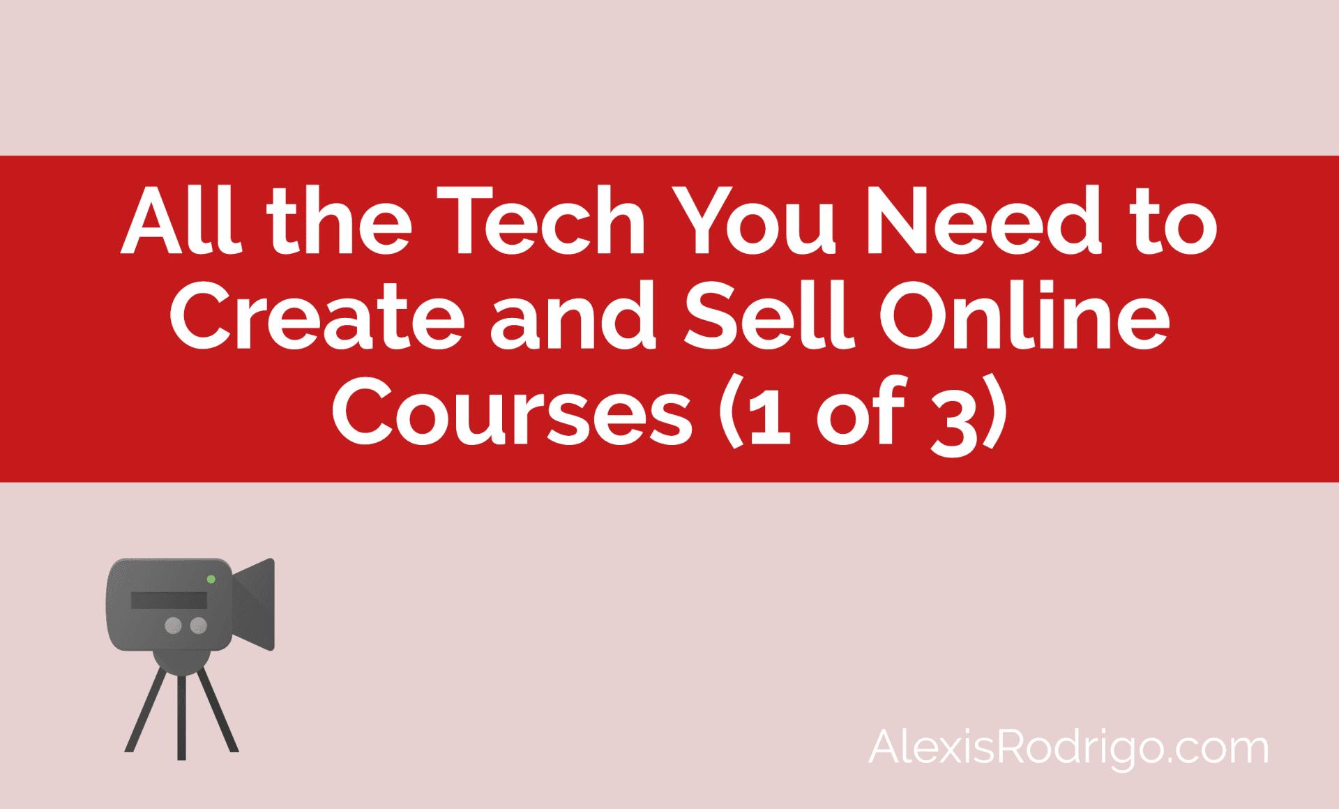 Online Courses Tech