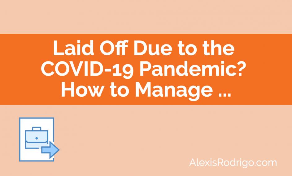 Laid Off COVID-19