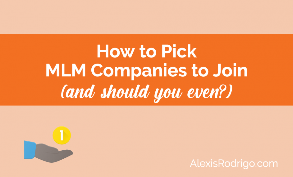 MLM Companies: Should You Join Them?