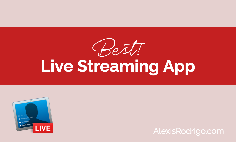 Ecamm Live Streaming App