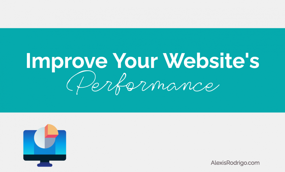 business website performance