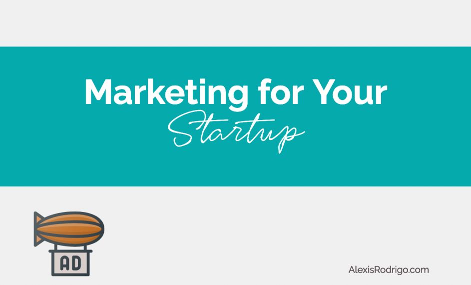 marketing for startups