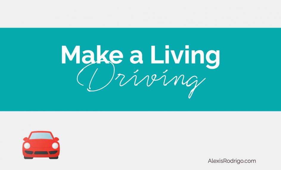 Make a living driving